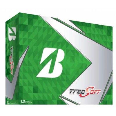 Bridgestone-TreoSoft-pilki-golfowe-biale
