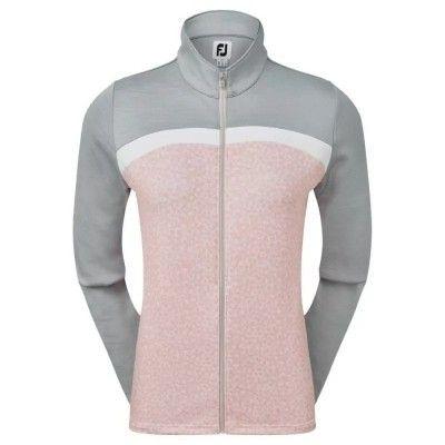 FootJoy-Womens-Full-Zip-Curved-Colour-Block-Midlayer-bluza-golfowa-rozowo-szara_golfhelp
