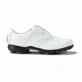 ⛳ FootJoy DryJoys Boa - buty golfowe - białe