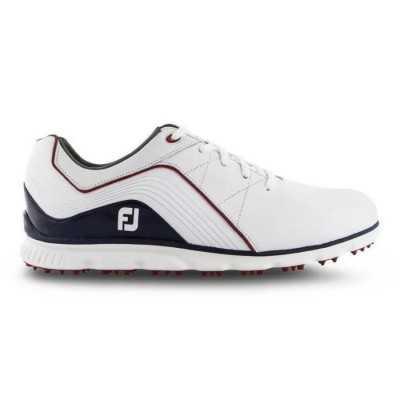 ⛳ FootJoy PRO SL Junior - buty golfowe - białe
