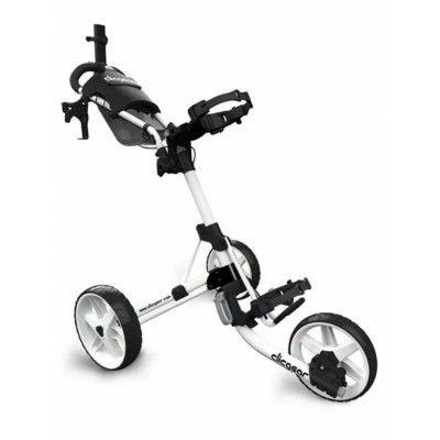 Clicgear 4.0 - wózek golfowy - biały
