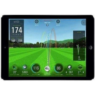 SkyTrak Golf - symulator golfowy - zestaw