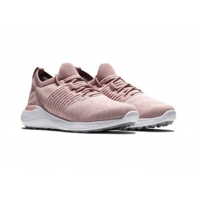 FootJoy Flex XP - buty golfowe - różowe