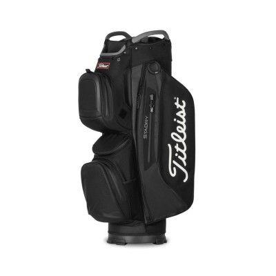 Titleist-Cart-15-StaDry-torba-golfowa-czarna_golfhelp