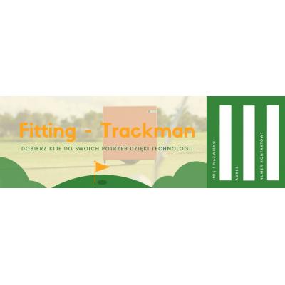 Fitting Trackman - dobieranie kijów z Trackmanem