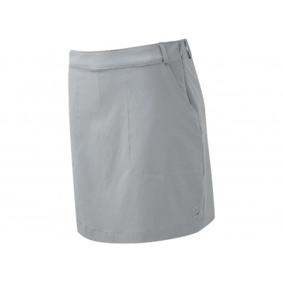 FootJoy Ladies Lightweight Woven Skort - spódniczka golfowa - szara