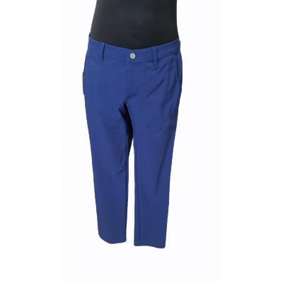 Alberto 1371 ROOKIE - granatowe - spodnie golfowe