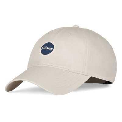 Titleist Montauk Lightweight - czapka golfowa - beżowa