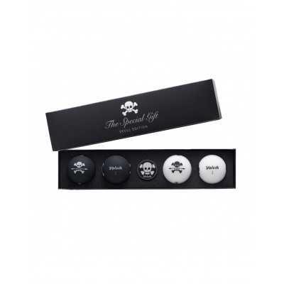 VOLVIK Skull Edition - zestaw golfowy