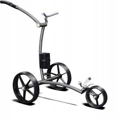 Kiffe Golf K1 - elektryczny wózek golfowy