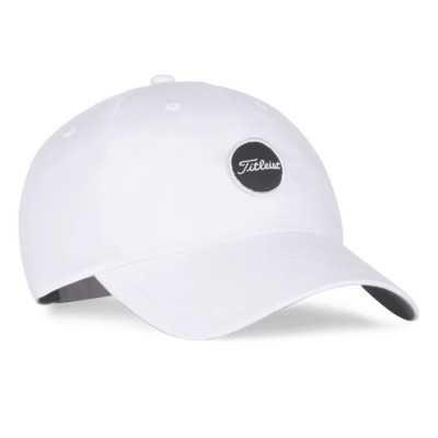 Titleist Montauk Lightweight - czapka golfowa - biała
