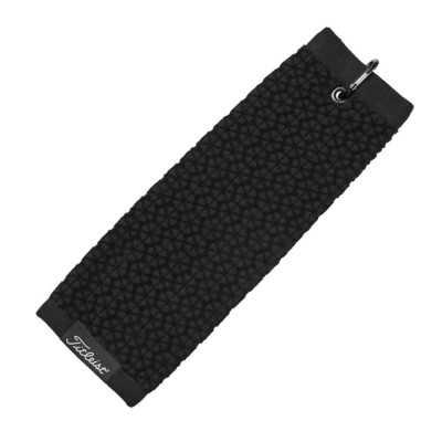 titleist-trifold-towel-recznik-golfowy-czarny_golfhelp