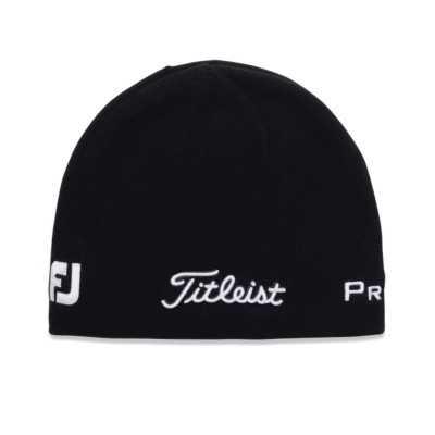 Titleist Merino Wool Performance Beanie - czapka golfowa - czarna