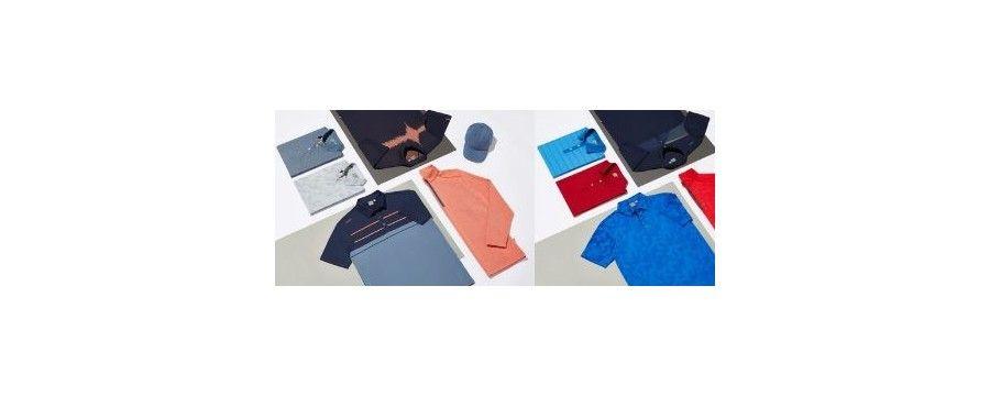 Ubrania golfowe G/Fore, Chervo, PUMA, Adidas, FootJoy, czy PING